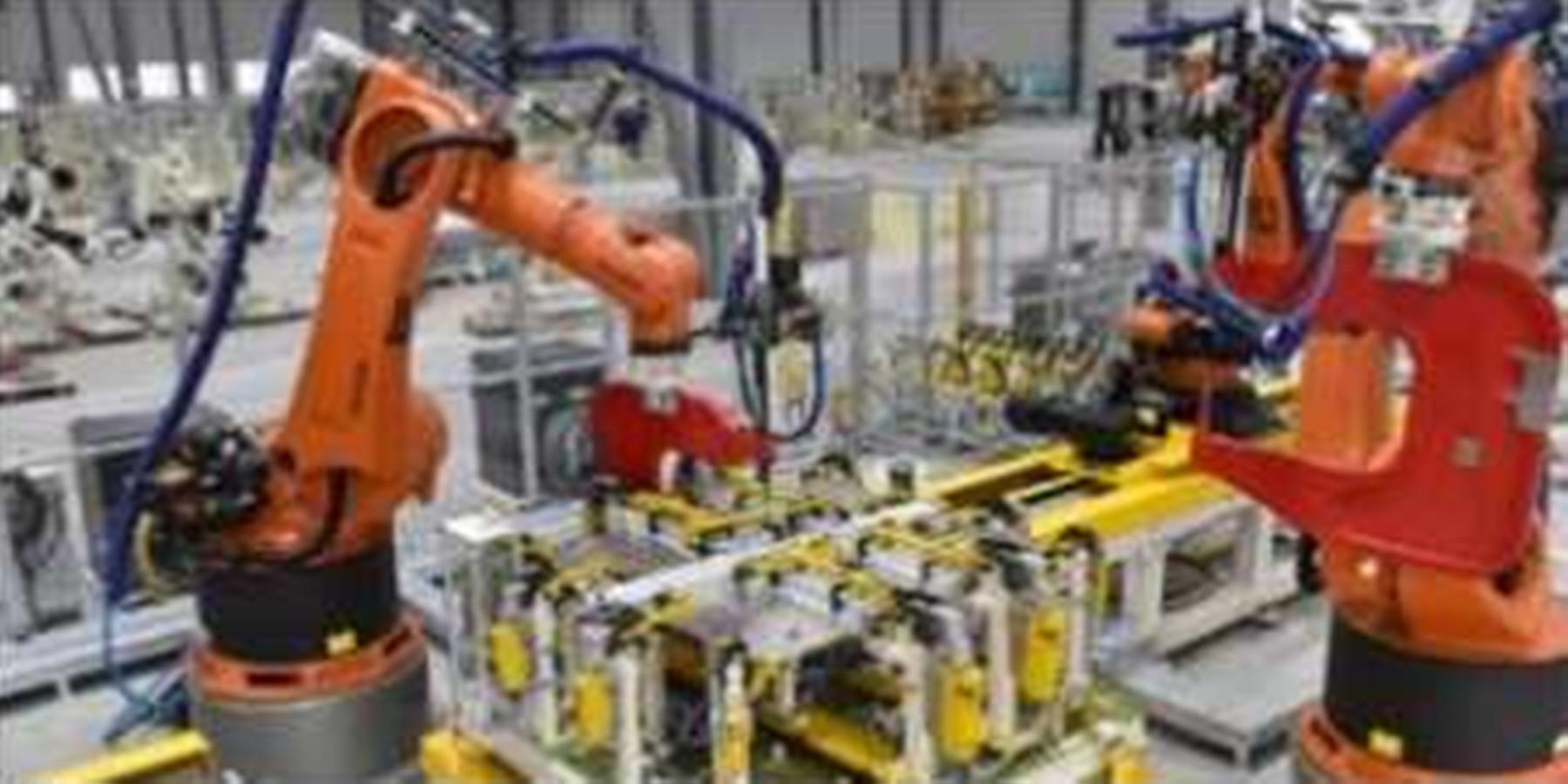 疫情加速工业机器人及智能制造发展