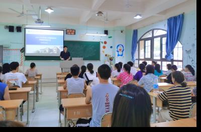 基础教育系2019-2020学年第二学期 专周实训总结