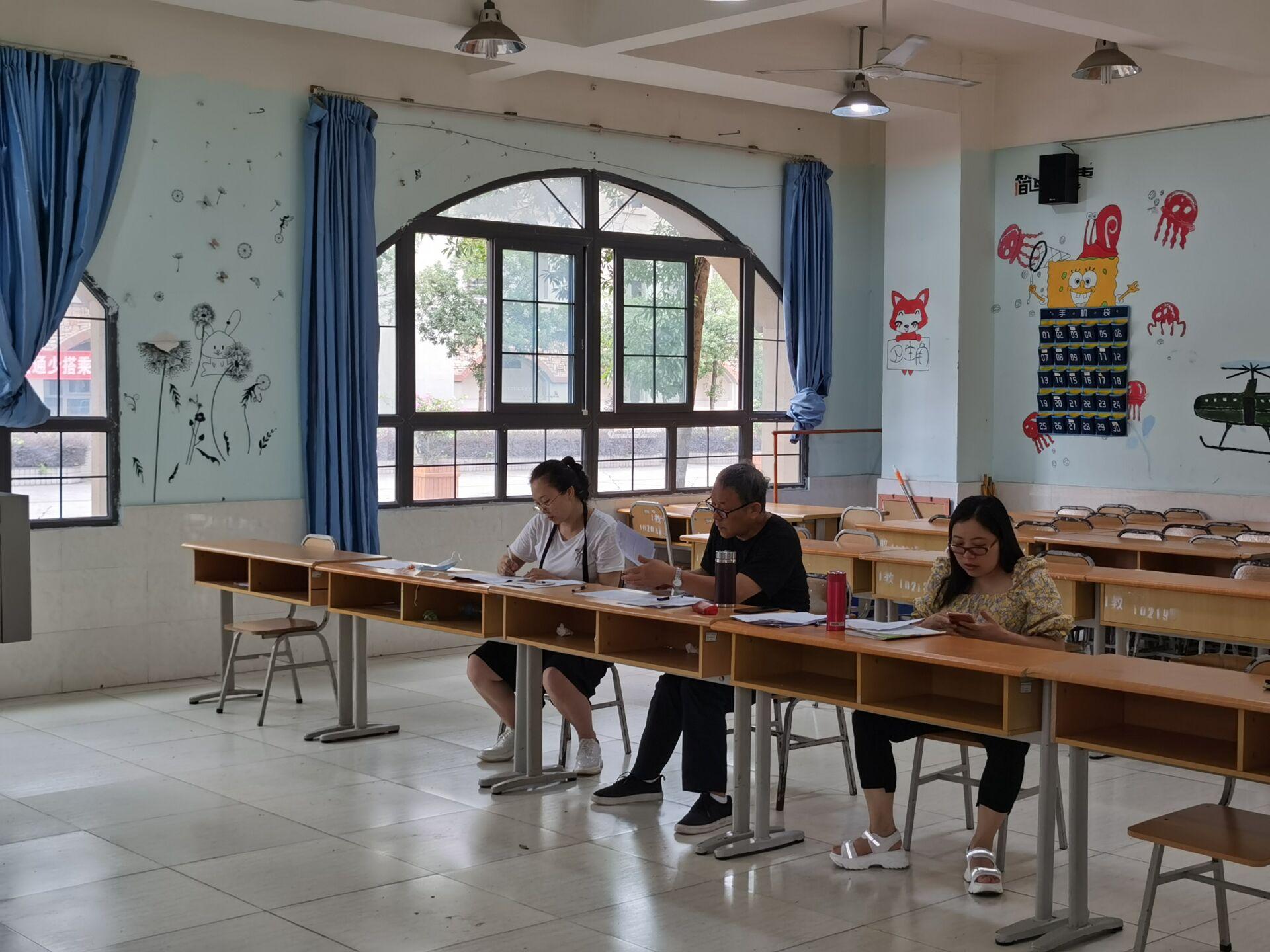 教务处顺利开展2020年新开课、开新课教师试讲活动