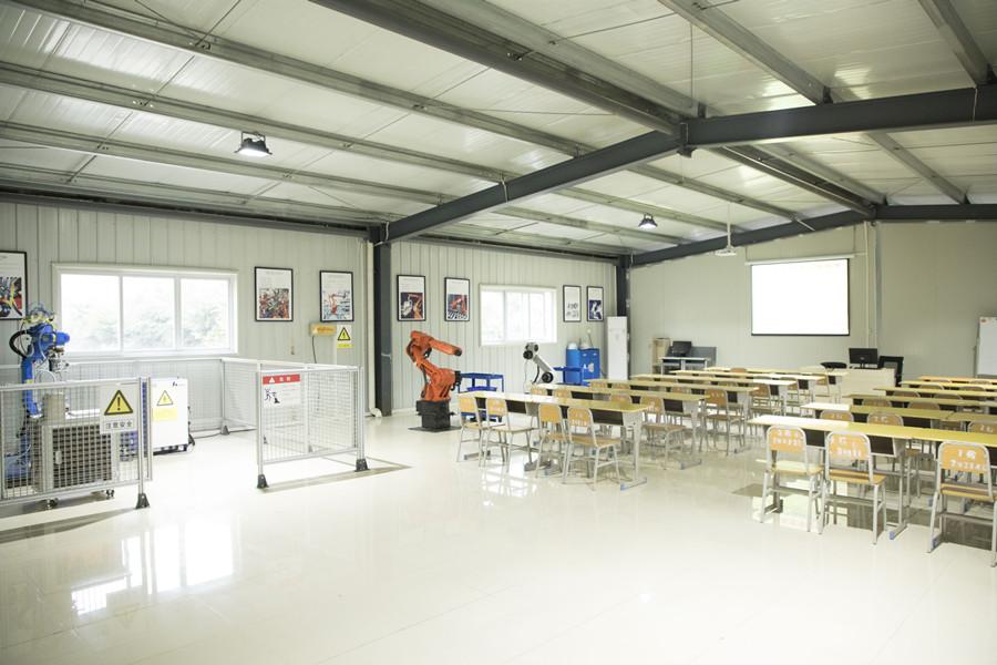 工业机器人技术实训中心