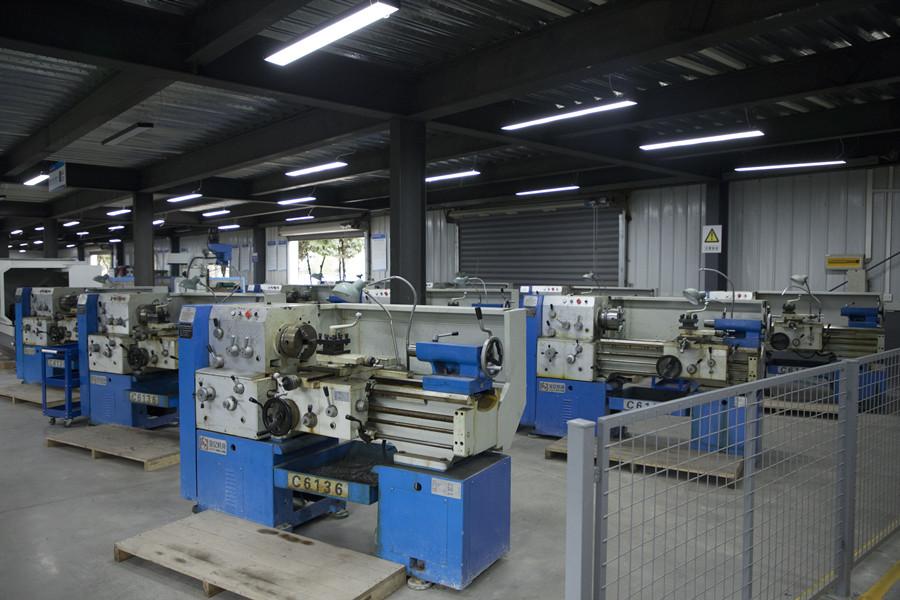 机械加工综合实训室