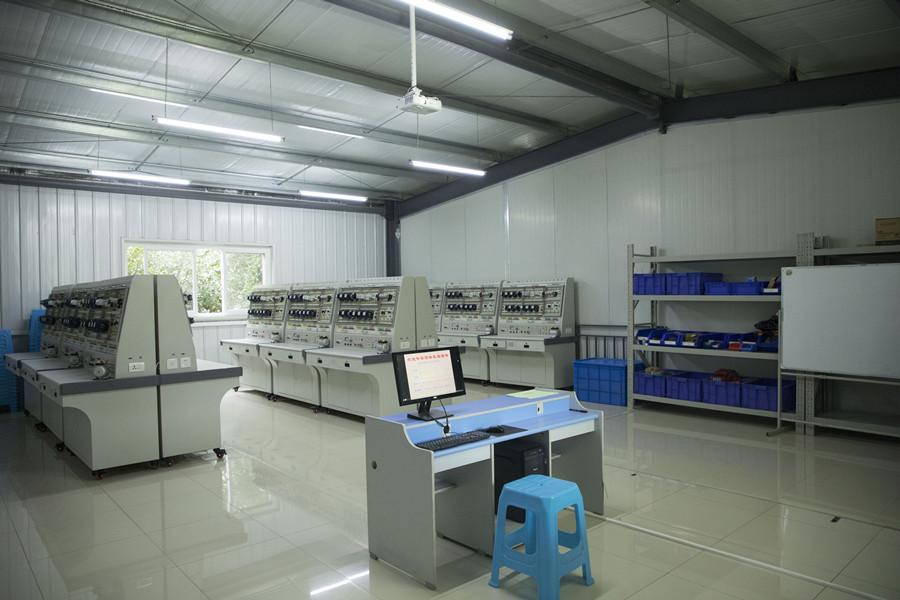 电机控制实训室