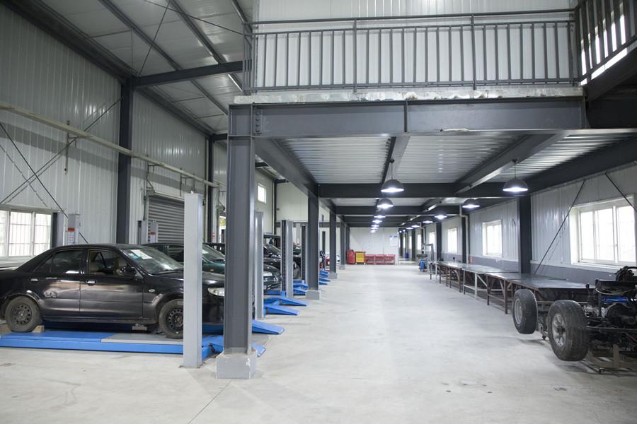 新能源汽车整车综合实训室