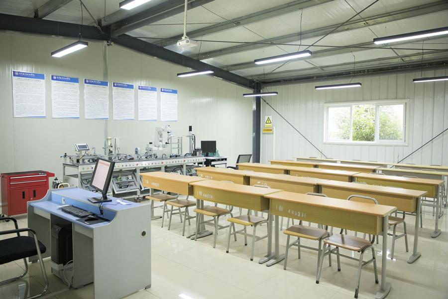 柔性生产线实训室