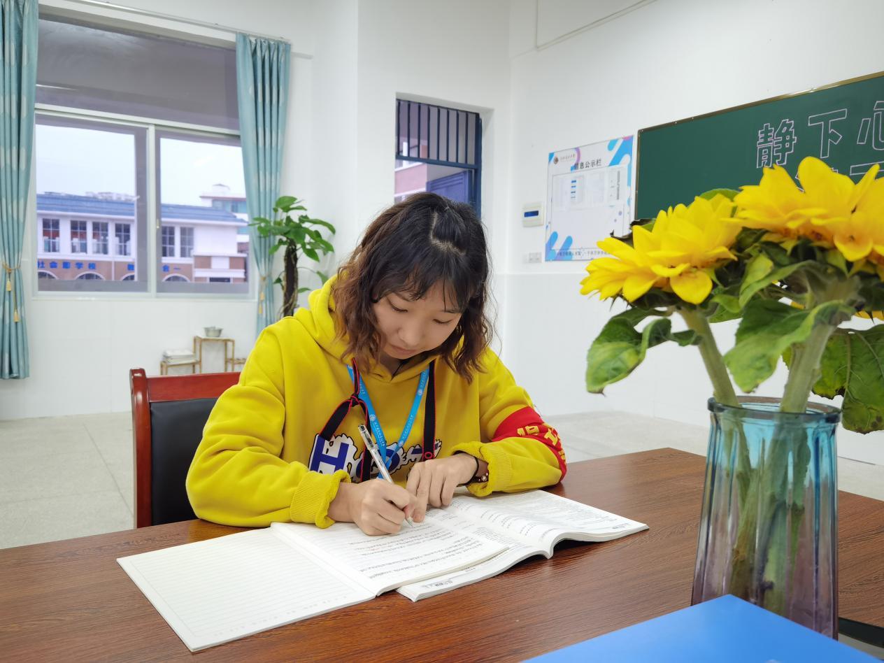实习录 ——人文教育学院学生程雪霜记实习生活